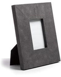 Natori - Shagreen Single Photo Frame - Lyst