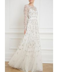 Needle & Thread - Astral Gown - Lyst