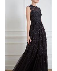 Needle & Thread - Clover Gloss Gown - Lyst