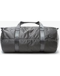 Porter - Tanker 2way Boston Bag L In Silver Grey - Lyst