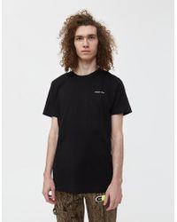 Off-White c/o Virgil Abloh - S/s Logo Tee Shirt - Lyst