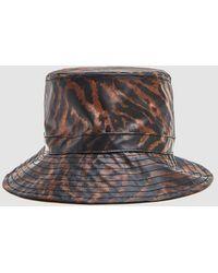 Ganni - Biodegradable Bucket Hat - Lyst
