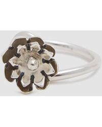 Pamela Love - Small Anemone Ring - Lyst