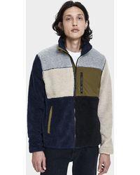 Penfield - Mattawa Fleece Zip-up Jacket - Lyst