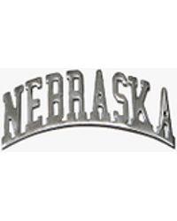 Off-White c/o Virgil Abloh - Nebraska Pin - Lyst