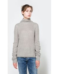 Need Supply Co. - Haze Knit In Grey Melange - Lyst