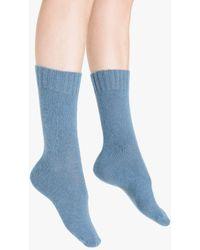 Need Supply Co. - Osimo Angora Crew Sock - Lyst