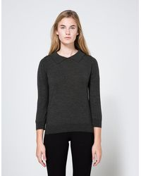 Need Supply Co. - Polo Collar Jumper - Lyst