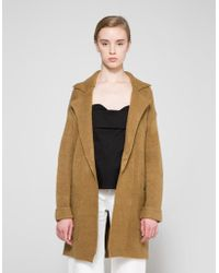 Stelen - Ellis Sweater In Camel - Lyst