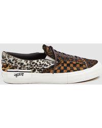 c369f840a3c6c9 Old Skool Gum Pop Marshmallow.  60 · Vans - Slip-on Cap Lx Sneaker - Lyst