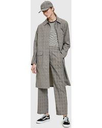 Need Supply Co. - Jude Long Plaid Jacket - Lyst