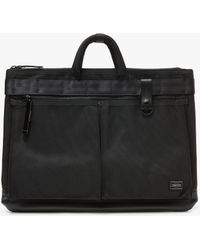 Porter - Heat Brief Case L In Black - Lyst
