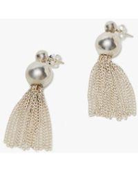 Young Frankk - Tassel Earrings - Lyst