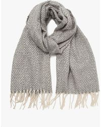 Need Supply Co. - Enid Fringe Scarf - Lyst