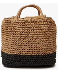 Need Supply Co. - Equator Tote In Two-tone - Lyst