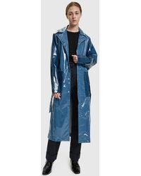 Rains - Limited Long Faded Raincoat - Lyst