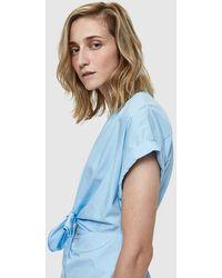 94304cd49e01 Bec & Bridge Mia Wrap Blazer Dress in Blue - Lyst