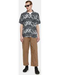 Obey - Gatekeeper Woven Shirt - Lyst