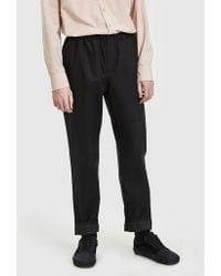 A Kind Of Guise - Elasticated Wide Trousers - Lyst