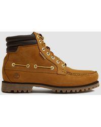 Timberland - Oakwell 7-eye Moc Toe Boot - Lyst