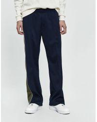 Tres Bien - Two-tone Athletic Trouser - Lyst
