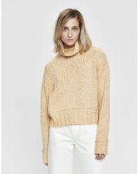 INEXCLSV - Devon Turtleneck Sweater - Lyst