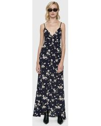 Stelen - Safia Floral Maxi Dress - Lyst