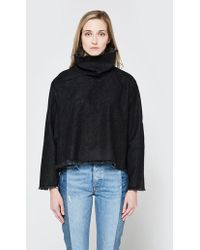 Ashley Rowe - Fitted Turtleneck - Lyst