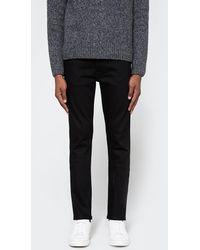 Nudie Jeans - Lean Dean Dry Cold Black - Lyst