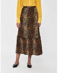 Just Female - Elinor Maxi Skirt - Lyst