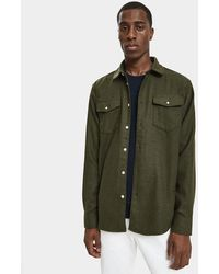 Soulland - Tom Western Shirt - Lyst