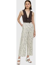 Paloma Wool - Prego Illustrated Pant - Lyst