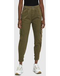 Stelen Alima High-waisted Army Pant