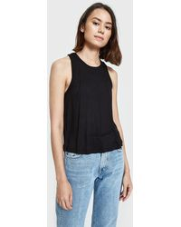 Which We Want - Ribbed Crop Top - Lyst