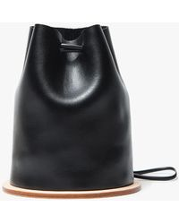 Building Block | Small Bucket Crossbody Bag | Lyst