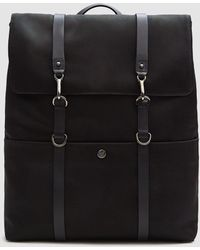 Mismo - M/s Backpack In Black/black - Lyst