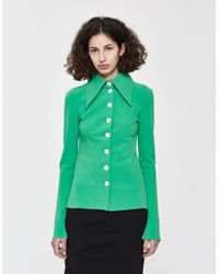 Awake - Point Collar Shirt - Lyst