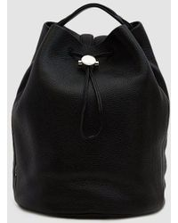 Kara - Moon Drawcord Backpack - Lyst