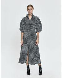 Rachel Comey - Amplus Stretchy Check Dress - Lyst