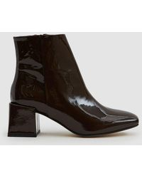 LOQ - Lazaro Patent Ankle Boot - Lyst