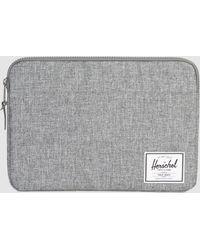 "Herschel Supply Co. - Anchor 13"" Macbook Sleeve - Lyst"