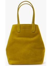 Creatures of Comfort | Small Julia Bag In Sulfur | Lyst