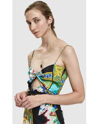 Rachel Comey - Chernist Tie Front Dress - Lyst