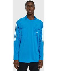 adidas - L/s Oyster 72-hour Tee - Lyst