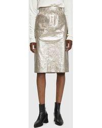 Stussy - Vera Bag Skirt - Lyst