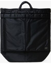 Porter - Tanker 2way Helmet Bag - Lyst