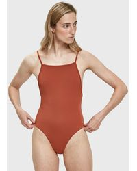 14a56d015e22e O'neill Sportswear Isadora One-piece Swimsuit in Blue - Lyst