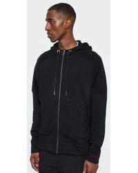 Jil Sander - Sweatshirt Hoodie In Black - Lyst