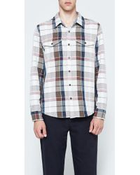 Outerknown - Blanket Shirt - Lyst