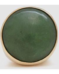 Faris - Bam Ring In Bronze - Lyst